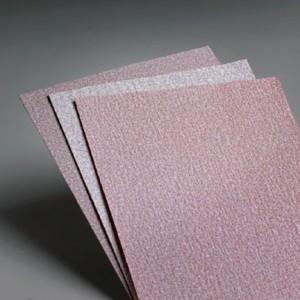 Carborundum Alum  Oxide Dri-Lube Resin Paper Sheet 9x11