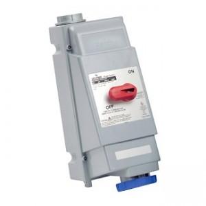 Leviton 3100MI6W Industrial Grade Mechanical Interlock
