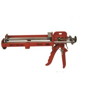 Kraft Tools GG469 Epoxy Gun - 300mL x 300mL [KRT-GG469