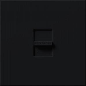 lutron nf 10 277 bl nova fluorescent led dimmer single. Black Bedroom Furniture Sets. Home Design Ideas