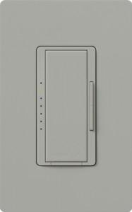 Lutron MRF2S-6CL-GR Maestro Wireless Dimmer CW-1-GR Wallplate