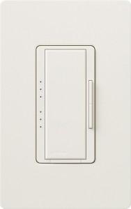 Lutron MSCF-6AM-BI Maestro Fluorescent/LED Dimmer, Multi