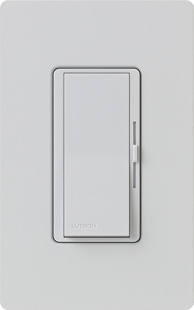 Lutron DVSCSTV-PD Diva 0-10v Fluorescent Dimmer, Single