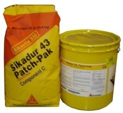 Sikadur 43 3-Component Patch-Pak [SIKA-108095] : Concrete Mix
