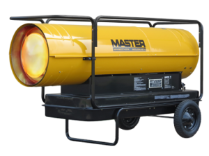 Master Heater MH-600T-KFA 600,000 BTU Kerosene/Diesel Forced Air Torpedo  Heater [MST-MH-600T-KFA] : Gas Heaters - $3,965.79 EMI Supply, IncEMI Supply, Inc