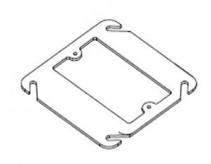 Topaz C4450 Device Ring 4, Galvanized Steel, 4
