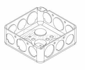 Topaz B4453 4S Box, 4