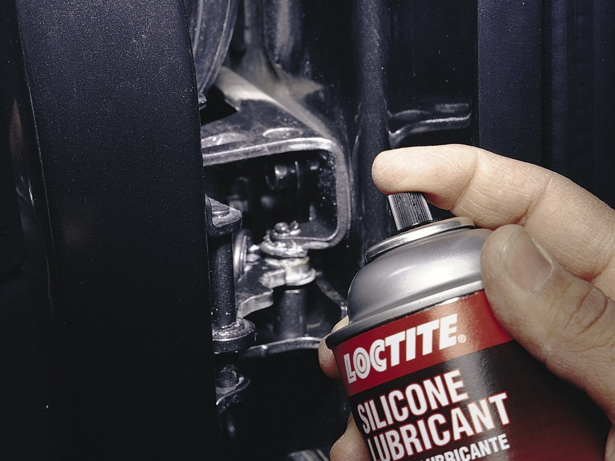 Loctite 37584 Silicone Lubricant 13oz Aerosol Can Loc